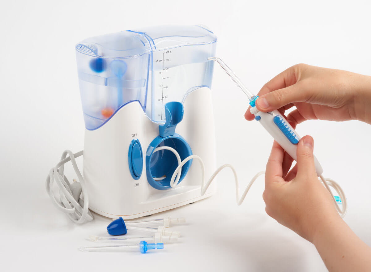 Die besten Tipps zur Reinigung der Munddusche