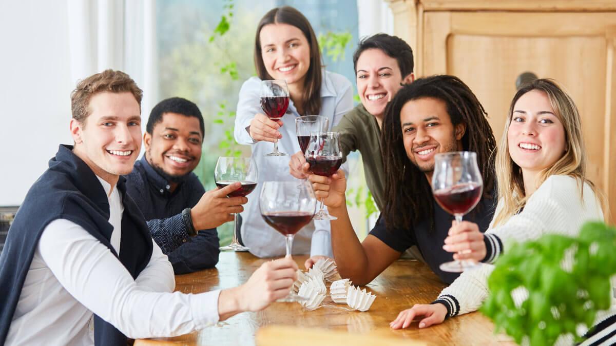 Gesunde Zähne und der richtige Umgang mit Alkohol