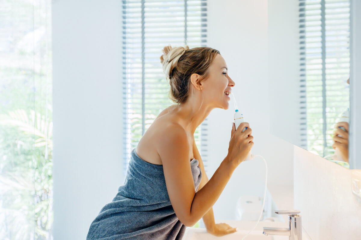 In 7 Schritten zu sauberen Zähnen
