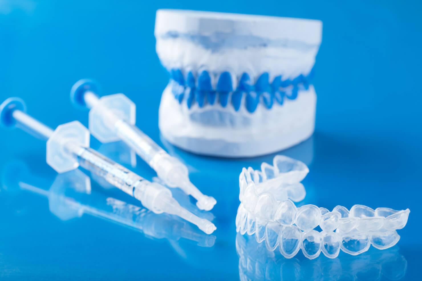 Wie funktioniert ein gutes Zahnbleaching Set